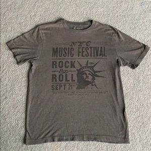 Old Navy NYC Music Festival T-Shirt